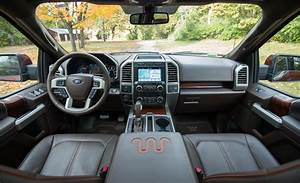 F150 king ranch interior for Ford f150 king ranch interior