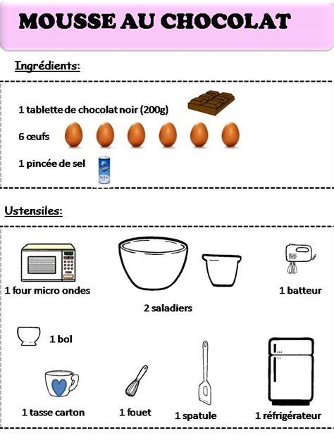 ecole de cuisine de pizza au chocolat recettes illustrées maternelle