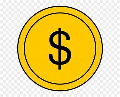 Money Clip Coin Clipart Clker Vector