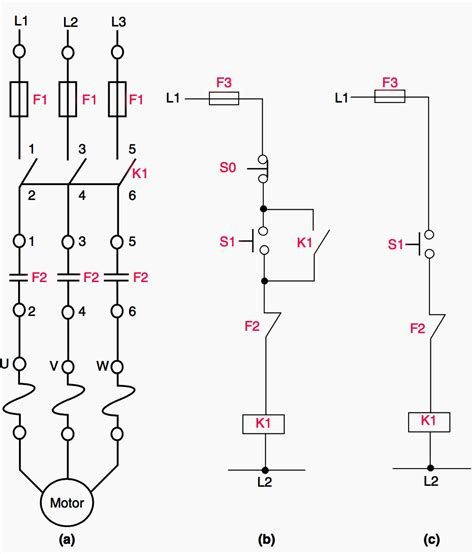 troubleshooting  basic hardwired control circuits