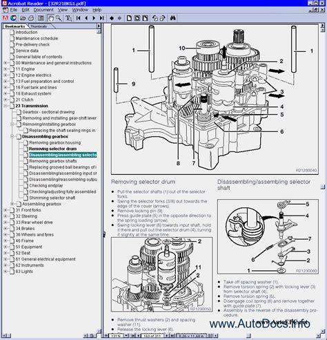 bmw r1150gs r1150r rt repair manual order