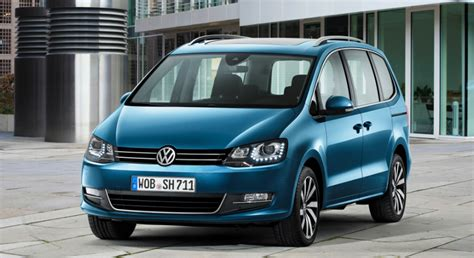 Future Volkswagen Sharan 2020 by 2019 Vw Sharan Facelift Release Date Interior Price