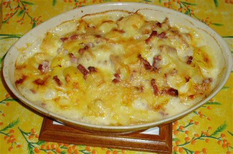 pommes de terre savoyarde recettes cookeo