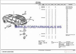 Chrysler Dodge G Cherokee Wk Parts Catalog  Part 2  2006