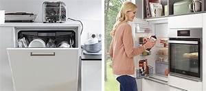 Schmale Waschmaschine Toplader : k chenausstattung m bel h ffner ~ Sanjose-hotels-ca.com Haus und Dekorationen