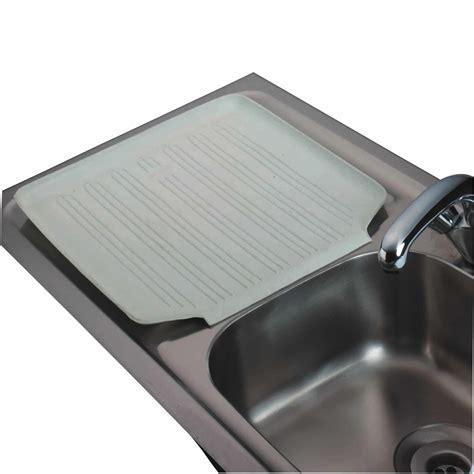 kitchen sink drainer mat kitchen craft rubber sink dish drainer draining board mat 5760