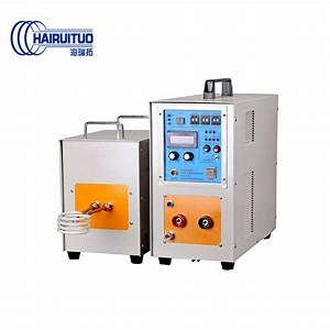 Hot Sale Of 15kw High Frequency Induction Heater Machine Quenching  Annealing Welding Metal Heat