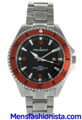 Peugeot Watches Review by Peugeot S 1031or Stainless Steel Review Mens