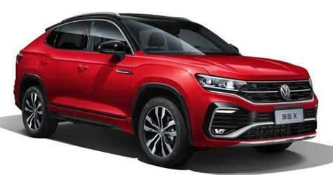 volkswagen tayron    launched  china