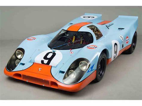 1969 Porsche 917 For Sale