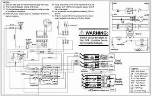 Nordyne Wiring Diagram