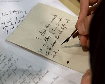 Tom Writing Email Hiddleston Letter Pen Thats