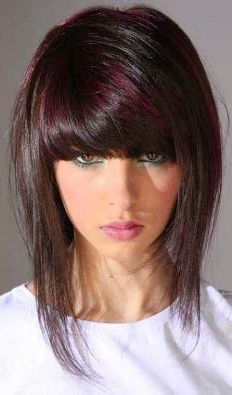 Coiffure femme 2015 cheveux mi long