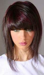 Coupe De Cheveux Femme Long 2016 : coiffure femme 2015 cheveux mi long ~ Melissatoandfro.com Idées de Décoration
