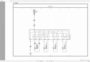 Toyota Hilux 2016-2019 Electrical Wiring Diagram