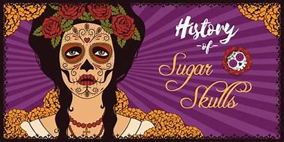 Sugar Skulls History Skull Diy Origin Looks
