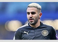 Riyad Mahrez Leicester issue big statement on Arsenal and