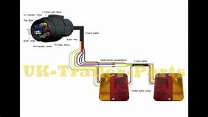 Pollak Trailer Wiring Diagram 7 Pin Plug