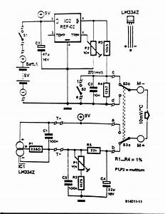 Remote Temperature Sensor For Digital Multimeters