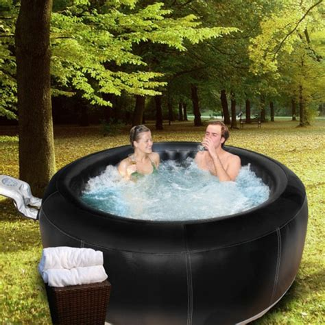 Whirlpools Für Draussen by Portabler Whirlpool F 252 R Innen Oder Drau 223 En Bereitet Gro 223 E
