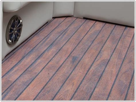 Pontoon Boat Flooring Material by Best Pontoon Boat For Fishing Decks Home Decorating