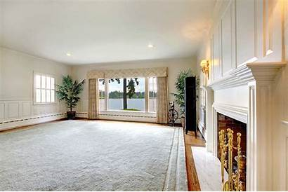 Living Virtual Staging 3d Fireplace Lake Empty