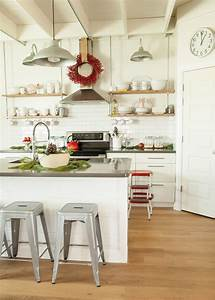23 hanging wall shelves furniture designs ideas plans for Kitchen colors with white cabinets with christmas wall art tapestry