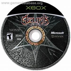 Azurik Rise Of Perathia Microsoft Xbox Games Database