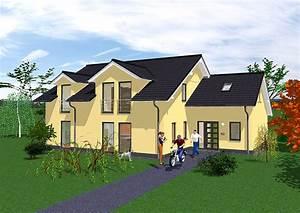 Pläne Für Häuser : mehrfamilienhaus massivbau mit gse haus ~ Lizthompson.info Haus und Dekorationen