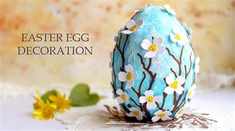 easter egg decoration youtube