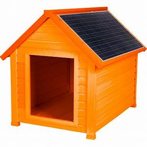 solar powered doghouse buchananwpcom With solar dog house