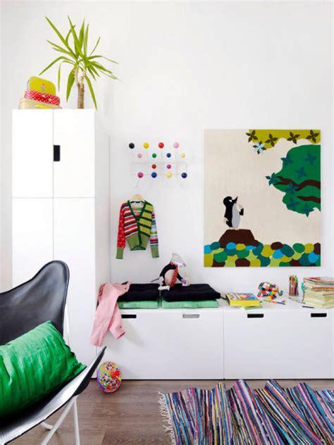 Rafakids  Storage For Kids From Ikea Stuva