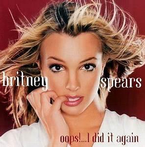 Ambrogio Sarfati: Britney Spears Album Oops I Did It Again