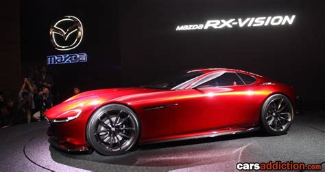 Mazda Rx Vision Price by The New 2017 Mazda Rx7 Concept Revealed