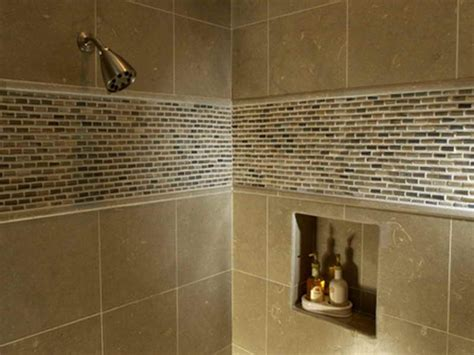 Small Bathroom Tiling Ideas Pictures by Unique And Cool Shower Tile Ideas For Your Home Midcityeast
