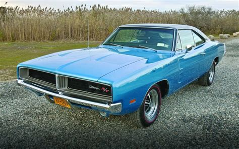 Top Cars Of The 60s 2 1969 Dodge Charger Rt