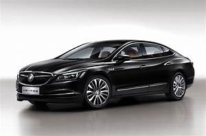 8 Things You Didn't Know About the Chinese-Spec 2017 Buick ...
