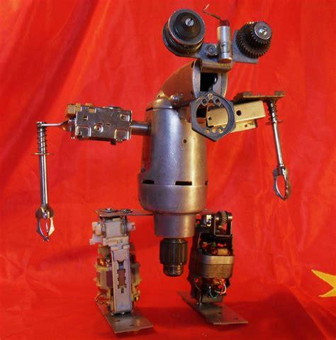cr 233 ation d un robot r 233 cup recyclage et cie