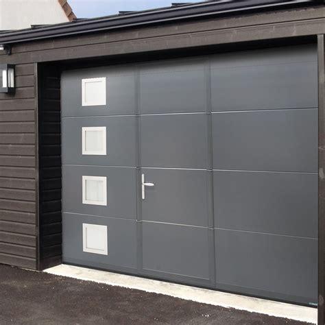 Portes De Garage Fabriquées En France  Sur Mesure Isoferm