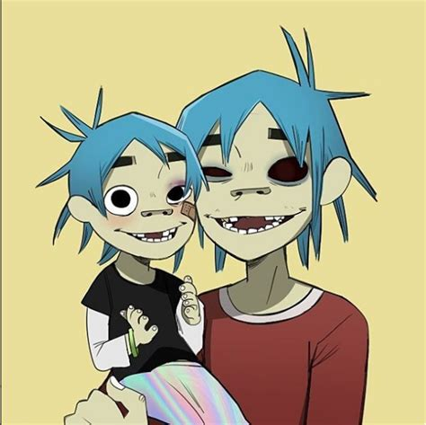 2d and his daughter sydney in phase 2 art by hella rancid link to page