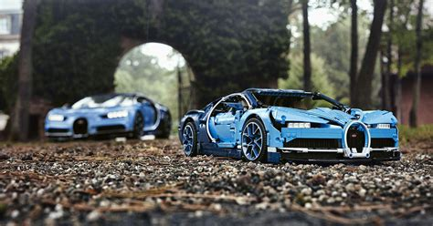 Actually, much harder than you might assume, even if you've had experience with lego technic sets. Lego Technic Bugatti Chiron has beauty in the details - Roadshow
