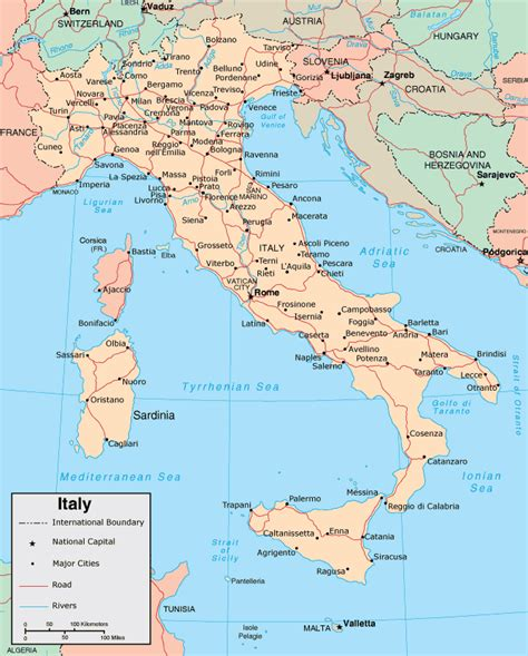google maps europe map  italy country area