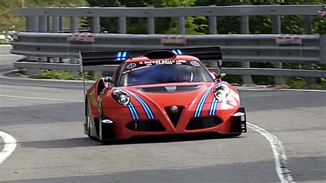 Alfa Romeo Cars by Check Out This Frankenstein Alfa Romeo 4c Race Car
