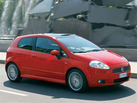 Fiat Grande Punto (2005) picture #09, 1600x1200