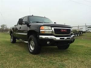 Sell Used 2004 Gmc 2500hd Duramax Diesel Allision 4x4 In