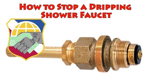 how to replace tub shower faucet how to stop a shower faucet repair leaky