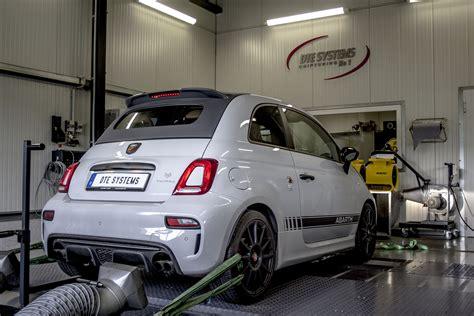 Fiat 500 Abarth Tuning by Fiat 500 Abarth Leistungssteigerung Auto Bild Idee