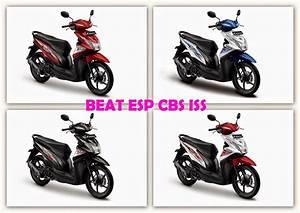 Honda Beat Sporty Cbs Iss