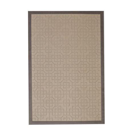 jeff lewis rugs jeff lewis caitlyn linen 5 ft x 8 ft area rug 496807