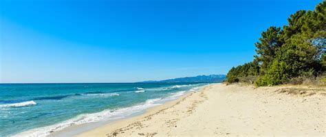 si鑒e de plage circuit voiture les plus belles plages de la côte orientale corse